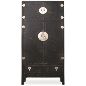 Grand Tour Furniture Tall Ming Cabinet