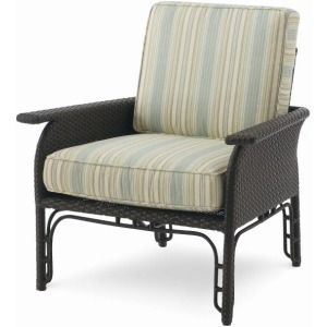 Bunny Williams Outdoor Tidewater Lounge Chair