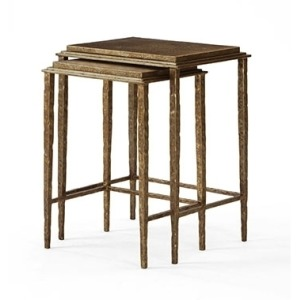 Grand Tour Furniture Collection NESTING TABLES - SET OF TWO