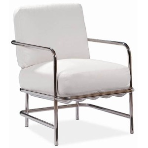 Gulf Stream LOUNGE CHAIR  Stainless Steel