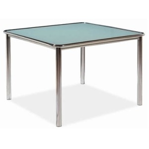 Gulf Stream SQUARE DINING TABLE  Stainless Steel