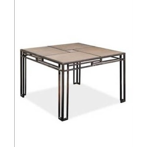 Kyoto SQUARE DINING TABLE  Extruded Aluminum
