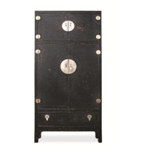 Lanna Home TALL MING CABINET