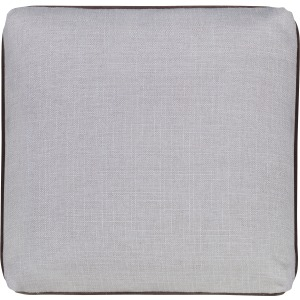 Throw Pillow - Pleated Corners