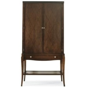 Tribeca Collection Bar Cabinet