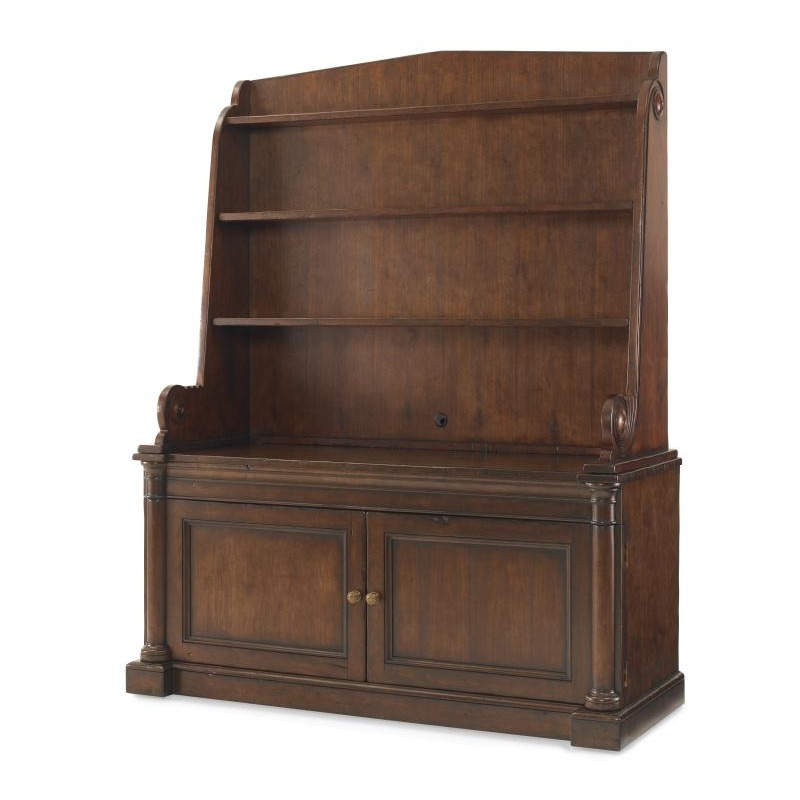 Bob Timberlake Home for Century Wilhelm Bookcase Deck