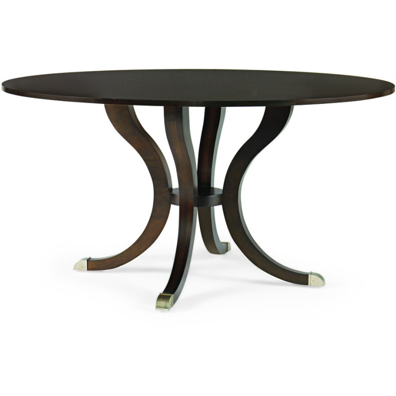 Cool 60 Round Dining Table By Century Furniture 33B 306 Gmtry Best Dining Table And Chair Ideas Images Gmtryco