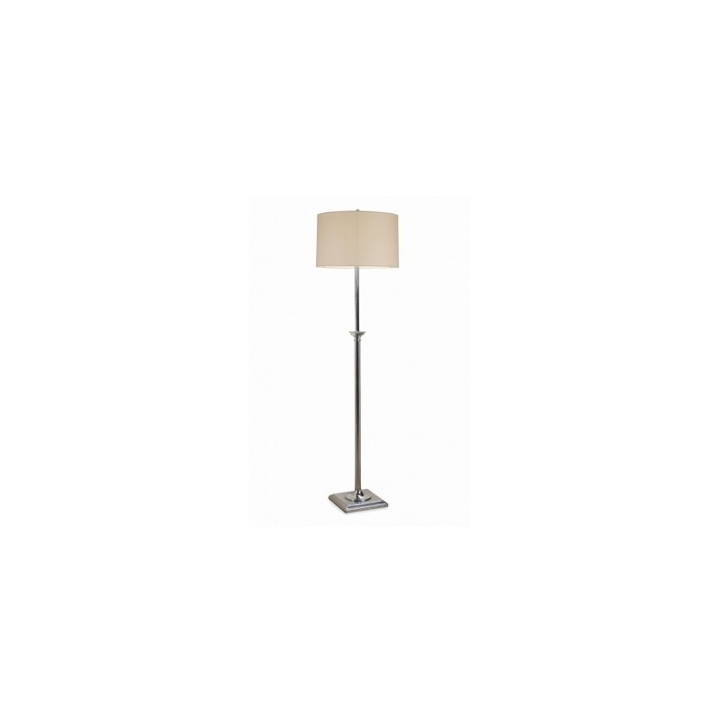 Grand Tour Accessories Regency Floor Lamp - Antique Zinc