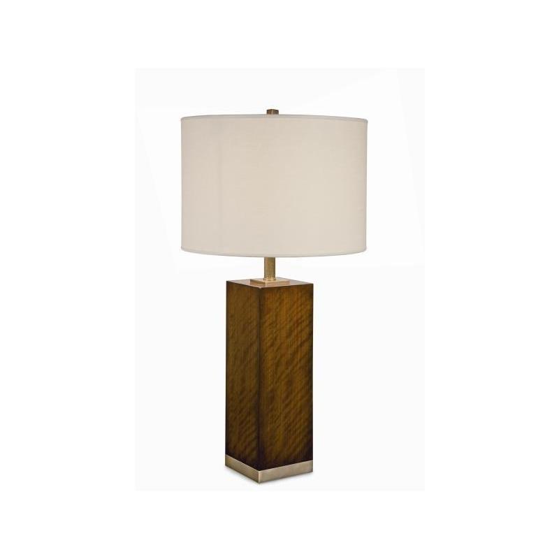 Grand Tour Accessories Bossiere Walnut Table Lamp