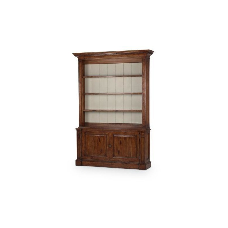 Archive Home and Monarch MN5662 - Andover Bookcase