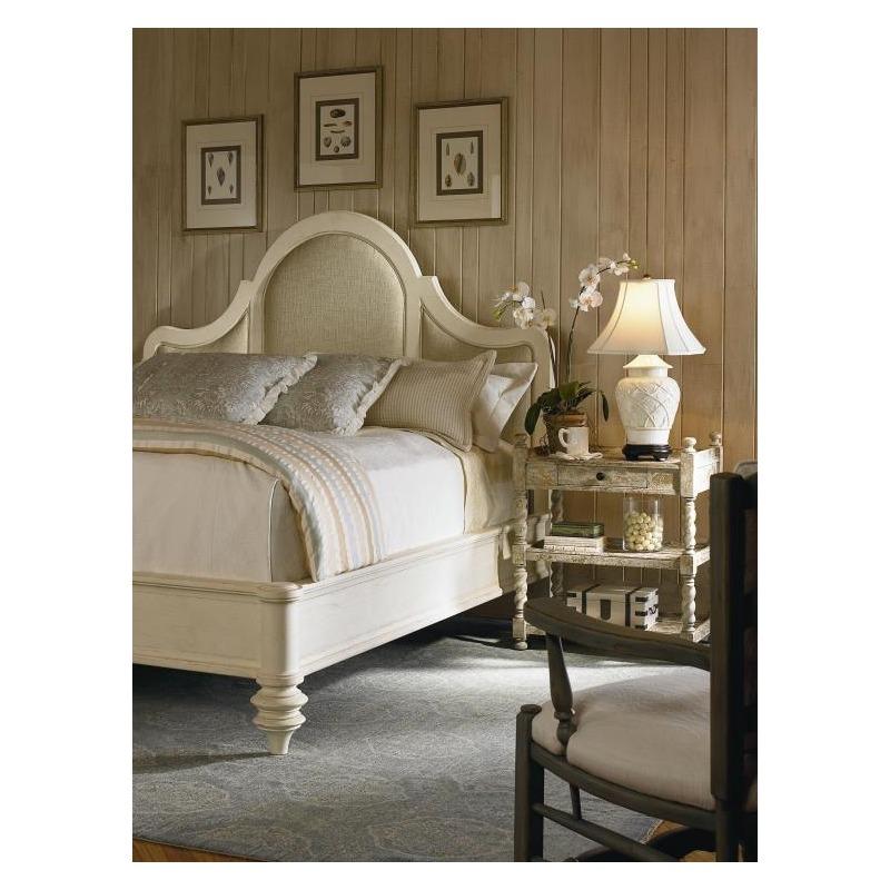 Bob Timberlake - Vintner's Club Woodside Manor Upholstered Headboard - King Size King - Cal King Siz