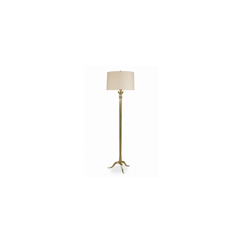 Grand Tour Accessories Marceau Floor Lamp - Polished Brass