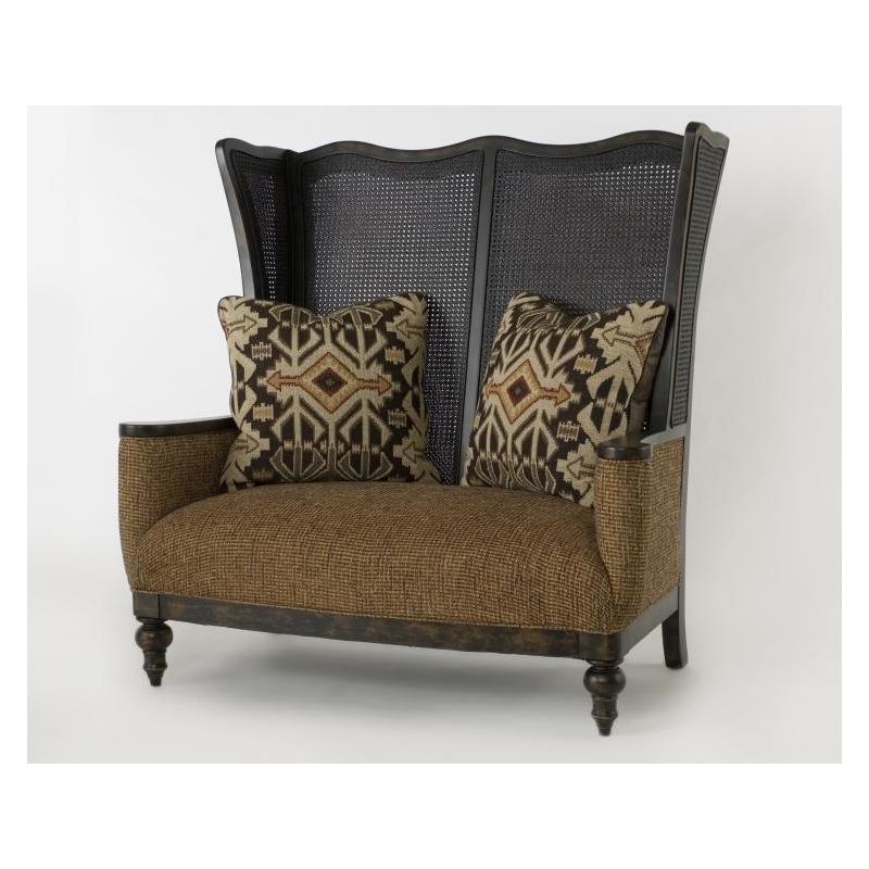 Bob Timberlake Upholstery Ann Claiborne's Settee