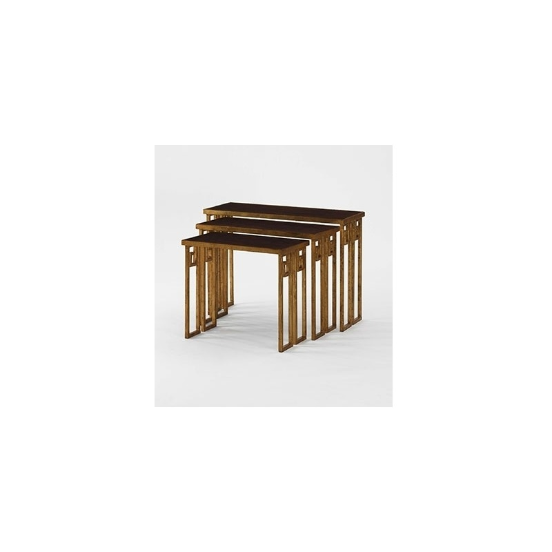 Grand Tour Furniture Collection NESTING TABLES - SET OF THREE