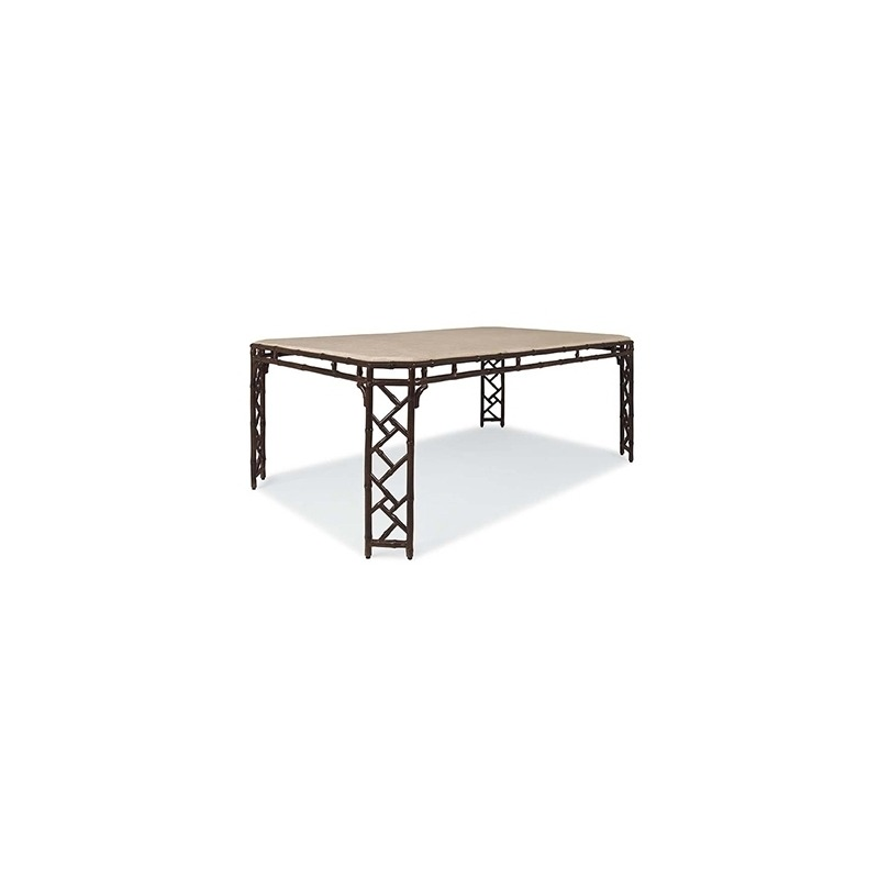 Orient DINING TABLE (D20-95-9)  Powder Coated Aluminum