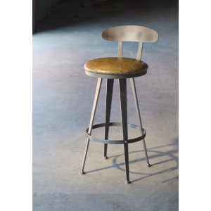 Aries Swivel Counterstool 26\