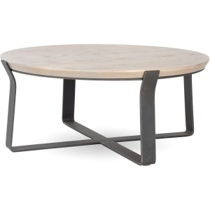 "Beaufort 42"" Round Cocktail Table"