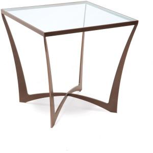Lotus Square End Table