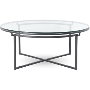 "Fillmore 36"" Round Cocktail Table"
