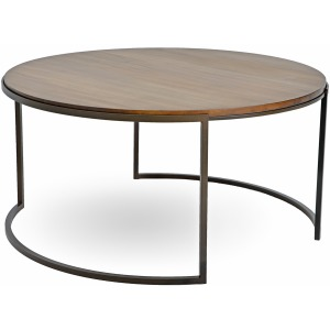 Taylor Round Cocktail Table