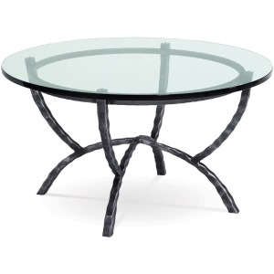 "Hudson 36"" Round Cocktail Table"