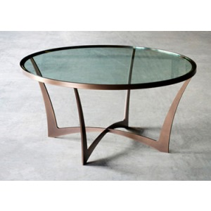 Lotus Round Cocktail Table