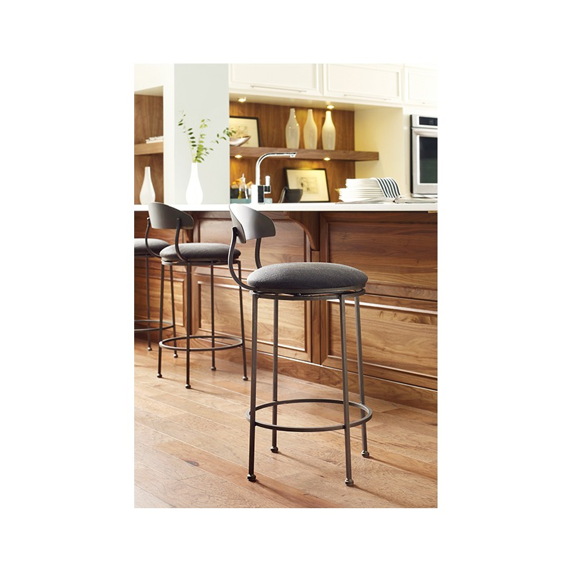 Marvelous Echo Swivel Counterstool 26 By Charleston Forge C861 Caraccident5 Cool Chair Designs And Ideas Caraccident5Info