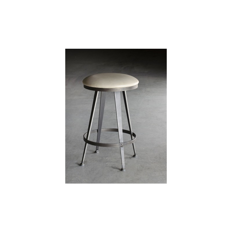 Groovy Aries Backless Swivel Barstool 30 By Charleston Forge Caraccident5 Cool Chair Designs And Ideas Caraccident5Info