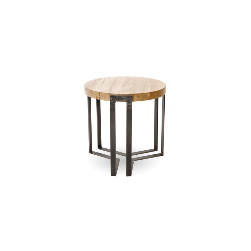 Watson Round End Table By Charleston Forge Oskar Huber Furniture