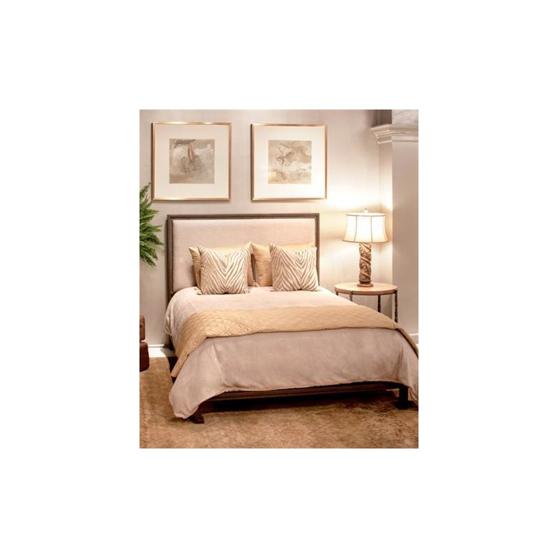 Carson Platform Bed By Charleston Forge 9113 Gladhill Furniture