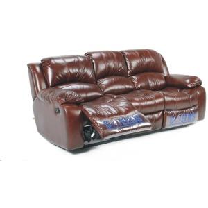 U8251 Leather Reclining Sofa