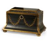 41-0009a Regent Box - Black