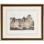35-0030a Chateau De Villandry