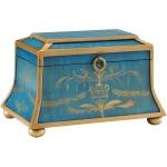 Large Azure Box