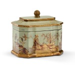 Madison Tole Covered Box