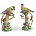 42-0137 Parrot/fruit Tree-pr