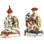42-0160 Chinoiserie Figures