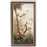 34-0003a Song Birds - A