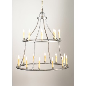 20-0031 Colonial Chandelier