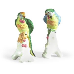 43-0048 Parrot W/cherries-pr