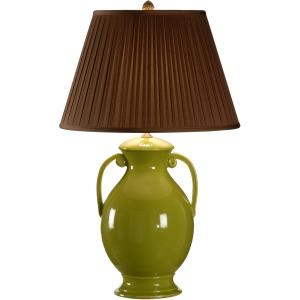 Handled Vase Lamp