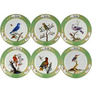 42-0004 C'lsea Bird Plts-s/6