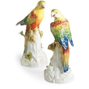 42-0167 Yellow Parakeets-pr