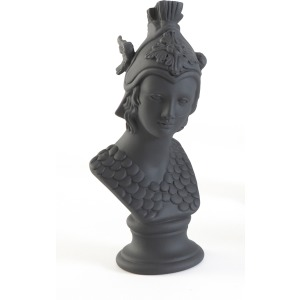 43-0267 Basalt Hermes Bust