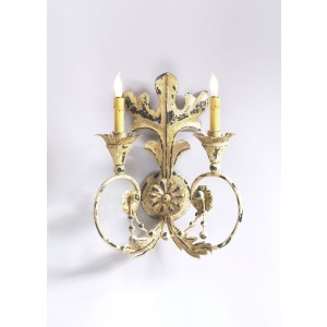 21-0011 Old World Sconce