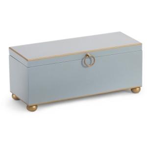 41-0156b Rect Box-pastel Blue