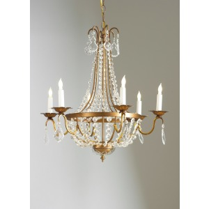20-0017 Empire Chandelier