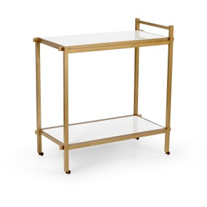Bar Cart - White