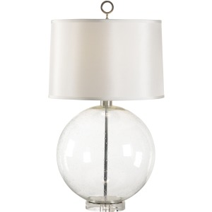 Bubble Glass Sphere Lamp