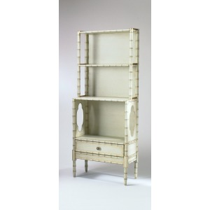 10-0006b Bamboo Bookcase-crm